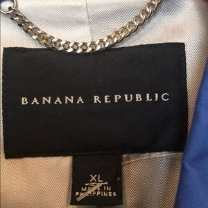 Banana Republic women's trench coat